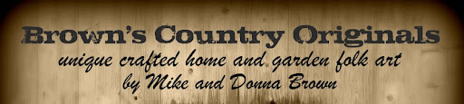 Brown's Country Originals Website