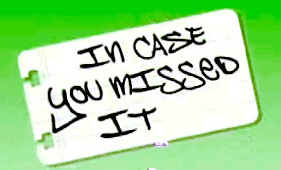 Retrospectiva a informatiilor aparute in saptamana 3-9 septembrie 2012