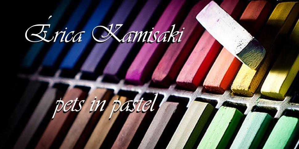 Erica Kamisaki - Pets em Pastel