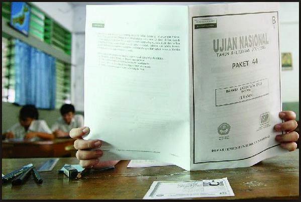 Cara Mengetahui Paket Soal Ujian Nasional (UN) 2015