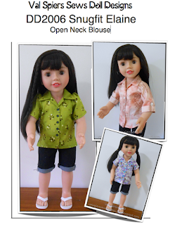Free Knitting Patterns For Our Generation Dolls : Doll Clothes Patterns by Valspierssews: Pattern for ...