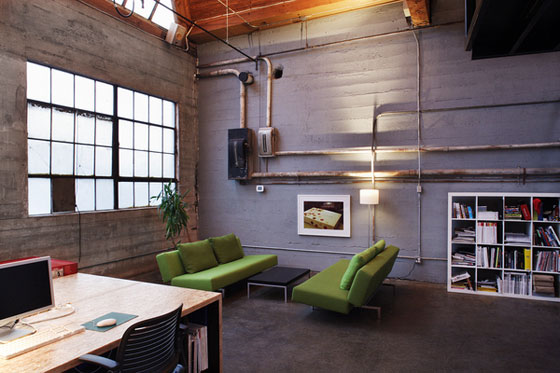 eat sleep decorate designing new office space