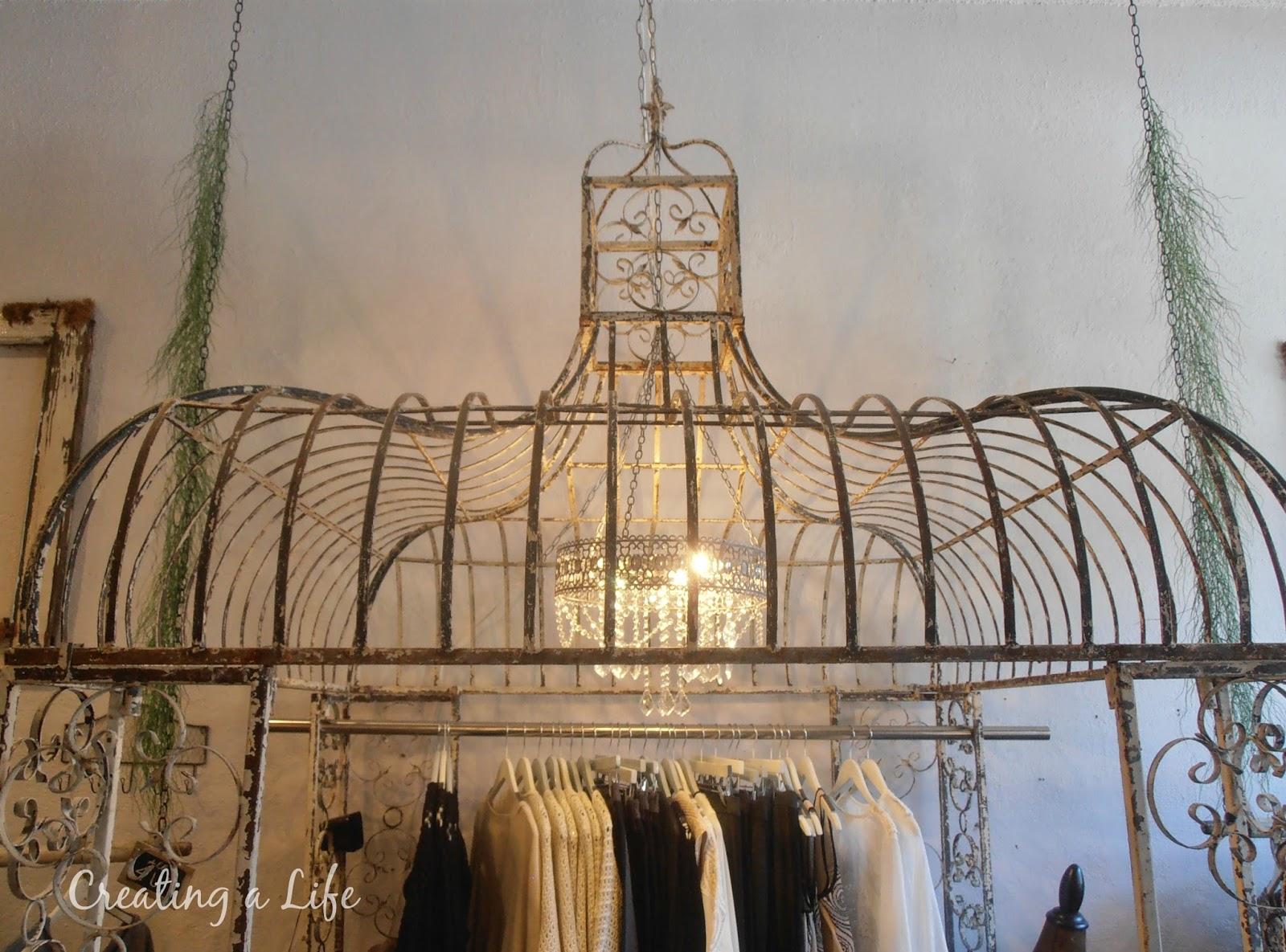 Creating A Life: Shop Tour! Elizabeth Dean Boutique