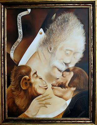 Дарвин и обезьяны