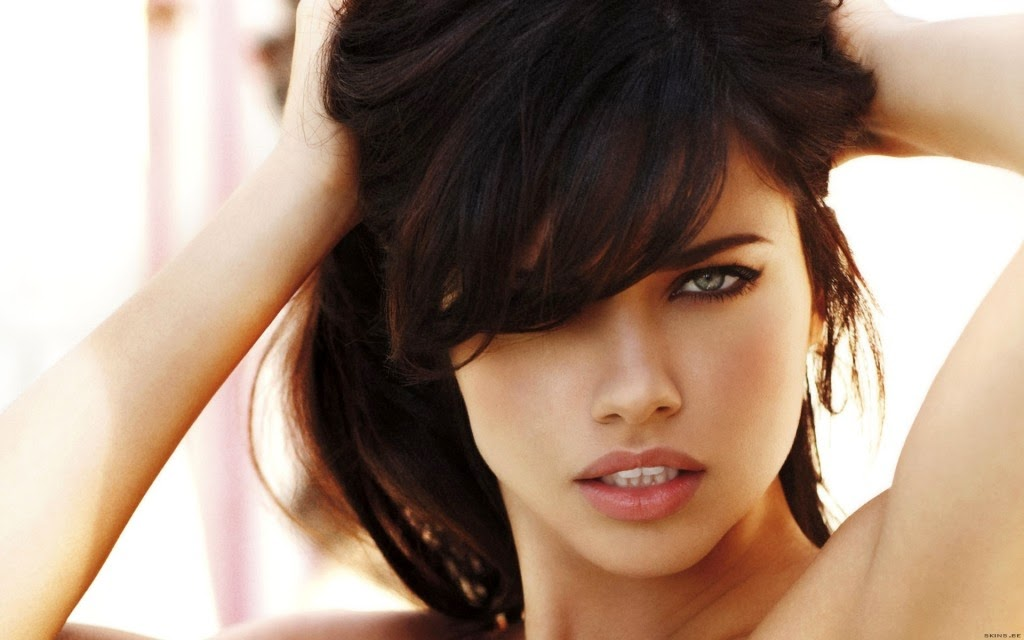 http://tributetopm.blogspot.com/, Always trying to be different. Here's the latest hairstyles 2014. Select Adriana Lima New Hairstyles for your next salon visit.
