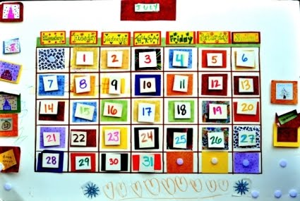 Calendars-Setting Up the Classroom Series - Clutter-Free Classroom