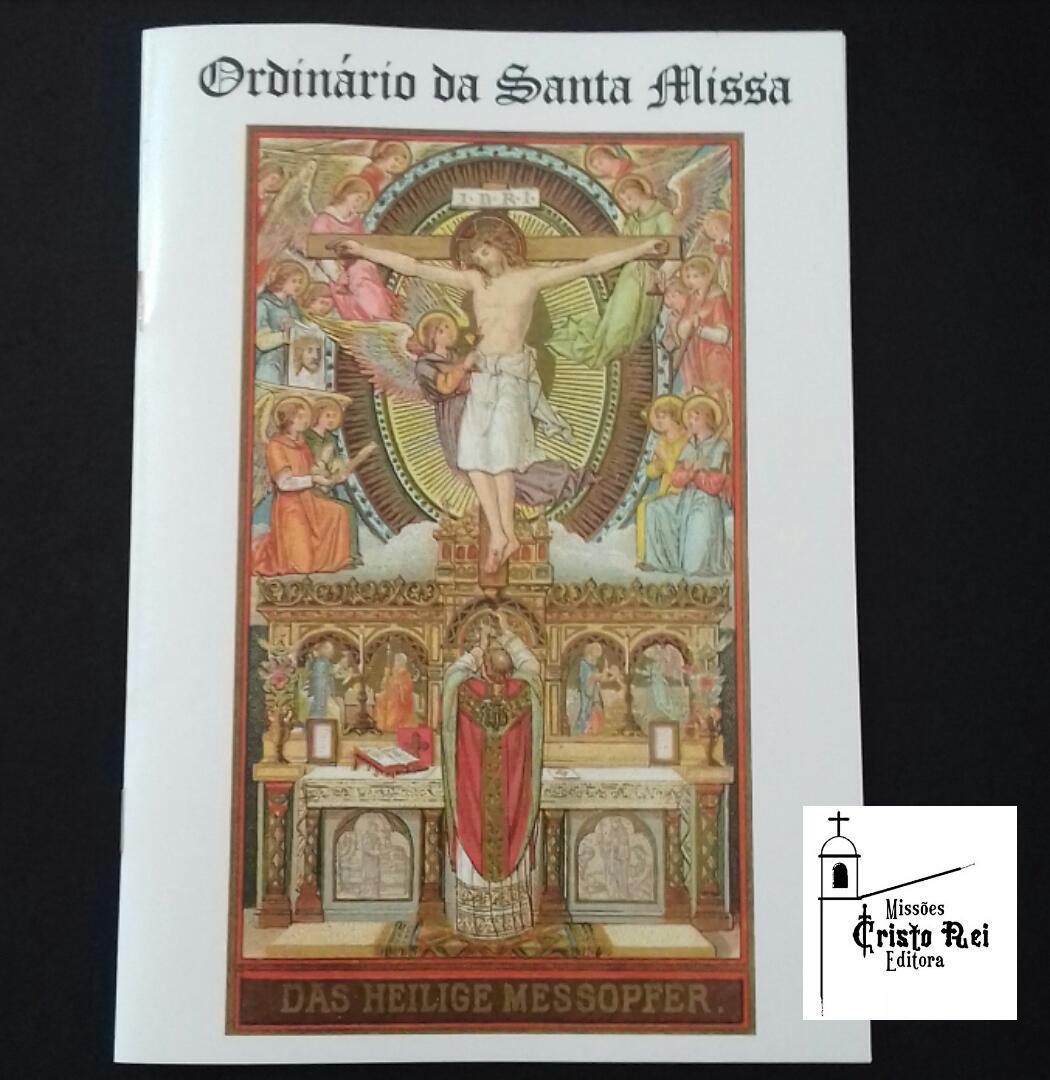 Ordinário da Missa Tridentina