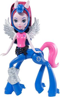 JUGUETES - Monster High : Fright-Mares  Pyxis Prepstockings | Centauro | Muñeca   Producto Oficial 2015 | Mattel DGD13 | A partir de 6 años  Comprar en Amazon