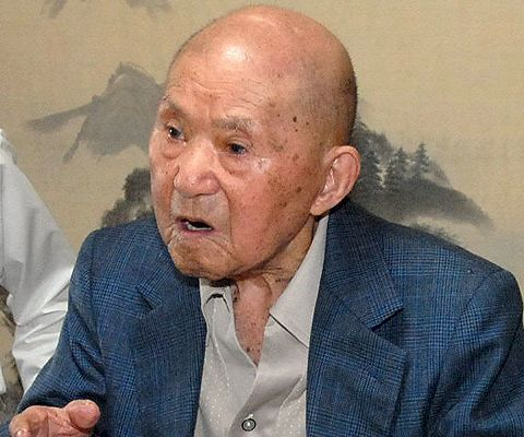 Inilah Manusia Tertua di Dunia