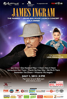 James Ingram Live in Manila