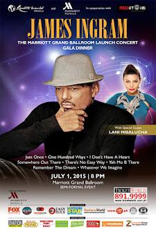 James Ingram Live in Manila