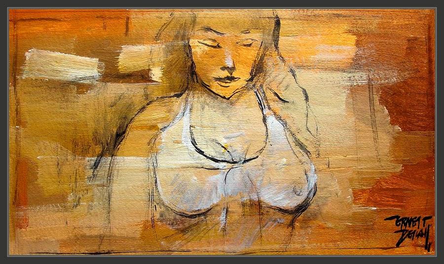 MUJERES-PINTURAS-EROTICAS-SEXO-MODELOS-PINTURA-LENCERIA-MUJER-WOMAN-SEX-PAINTINGS-ARTWORK-CUADROS-PINTOR-ERNEST DESCALS-
