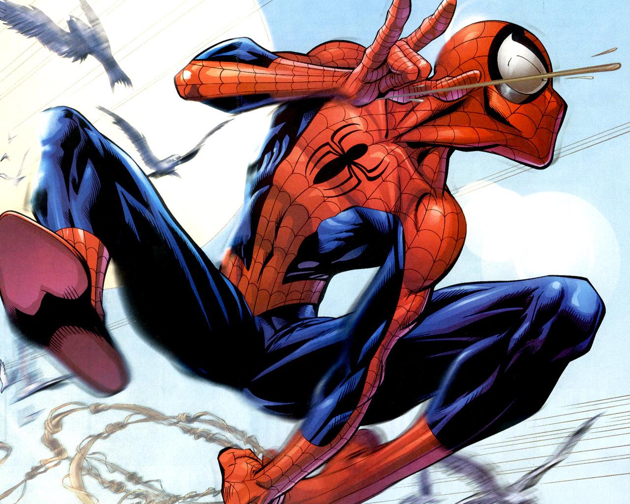 Spider man şi x man rămân la marvel