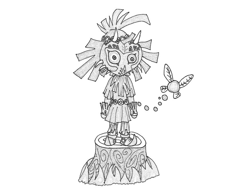 printable-skull-kid-sketch_coloring-pages-1