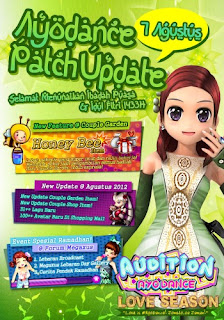 Manual Patch Ayodance Cheats Audition Hacks