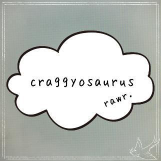 Craggyosaurus....Rawr.