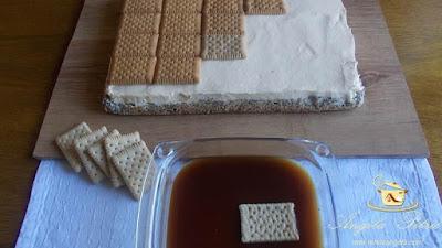 Preparare prajitura Tosca - etapa 14
