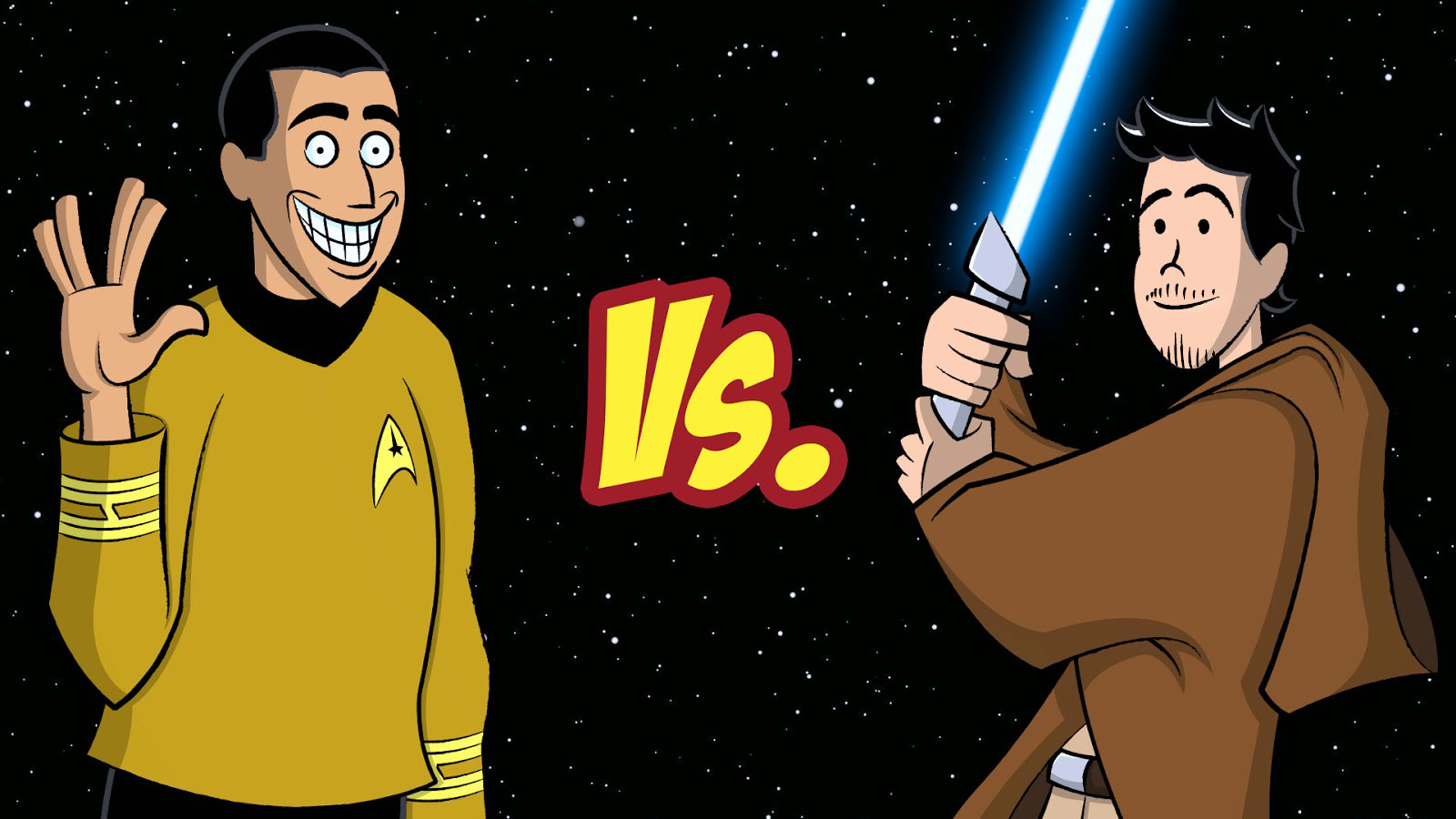 star trek vs star wars essay David brin continues his critique of the star wars franchise: wouldn't you love -  just once in  this saga from others that seem superficially similar, like star trek   a collection of my book reviews, introductions and essays on popular culture,  which  here) was originally published on saloncom as 'star wars' despots vs.
