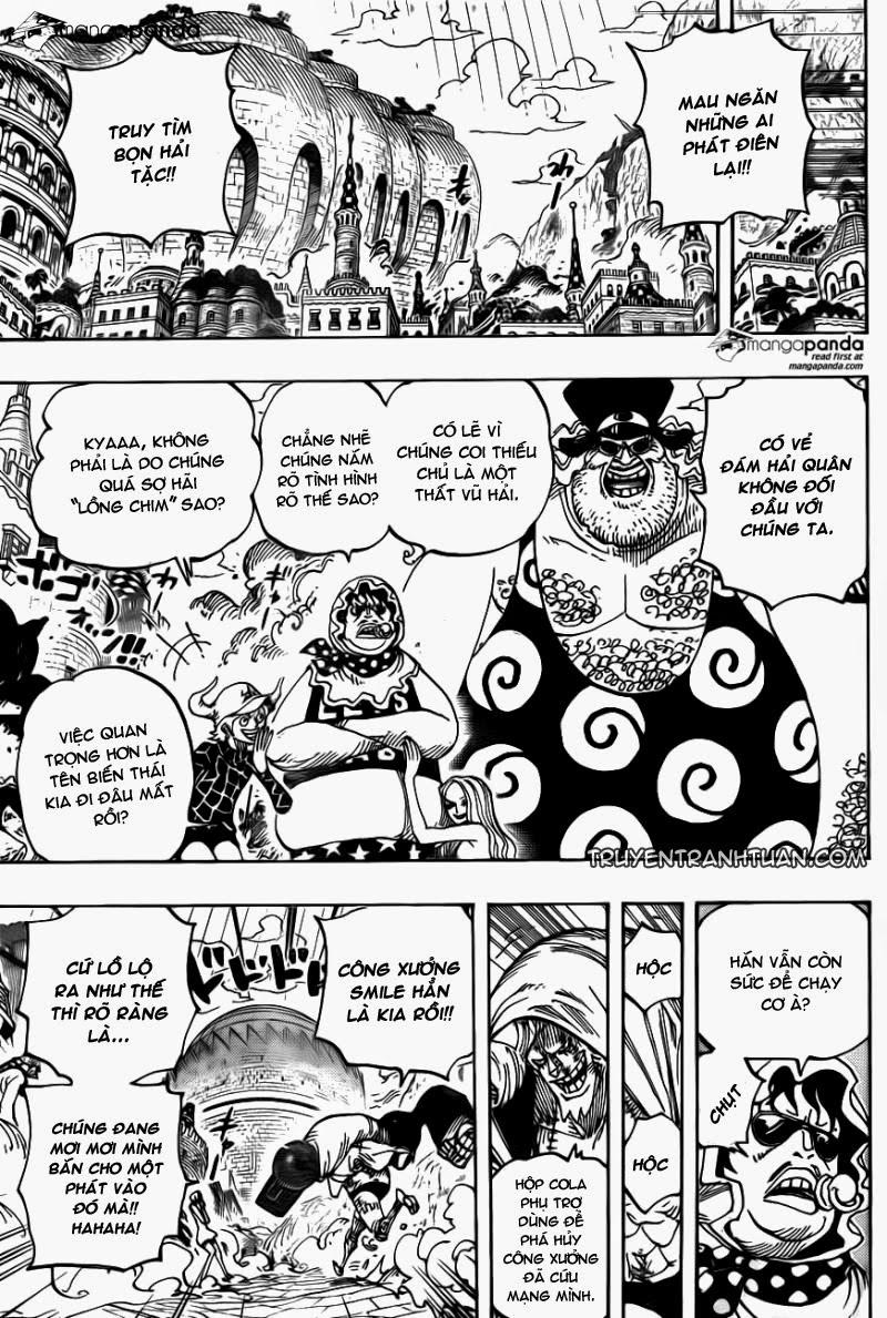 one piece truyentranhtuan com chap 747 trang 013, One Piece chap 747   NarutoSub