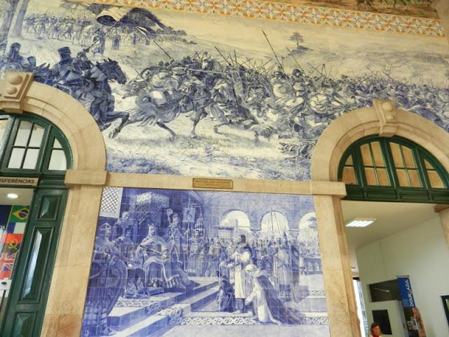 Вокзал San Bento, Порту