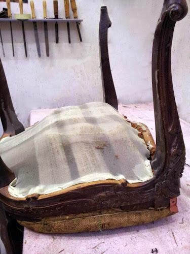El juego de las sillas los mundos de alisia - Como arreglar el asiento de una silla ...