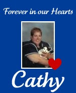 We will miss you Cathy!!