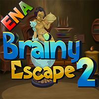 Brainy Room Escape  Walkthrough