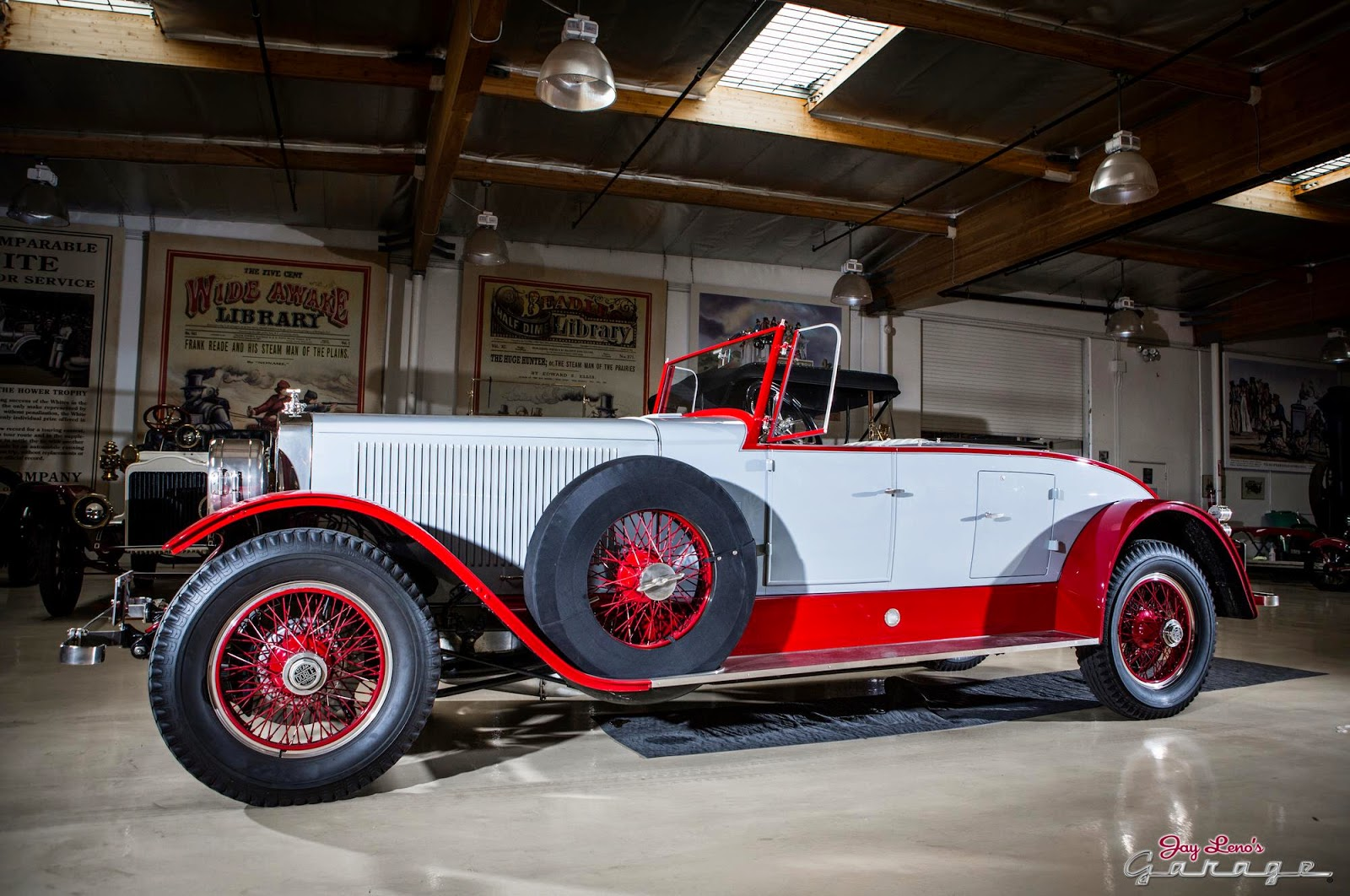 Clssicos o carro a vapor mais potente do mundo fandeluxe Choice Image