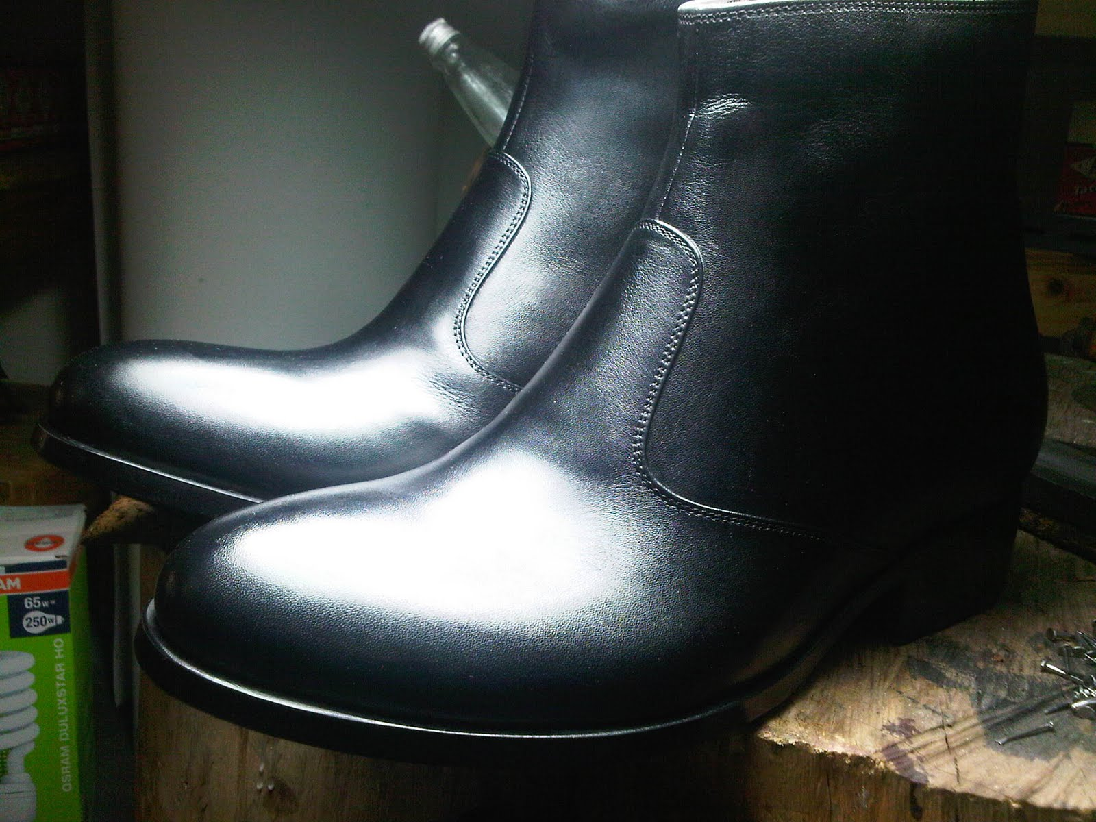 Appeli Elevator Boots From Dons Shoes