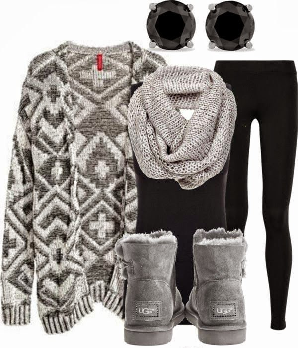 Winter-Outfits-Black-and-Grey