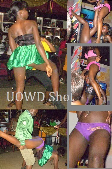 women dancing naked in mombasa