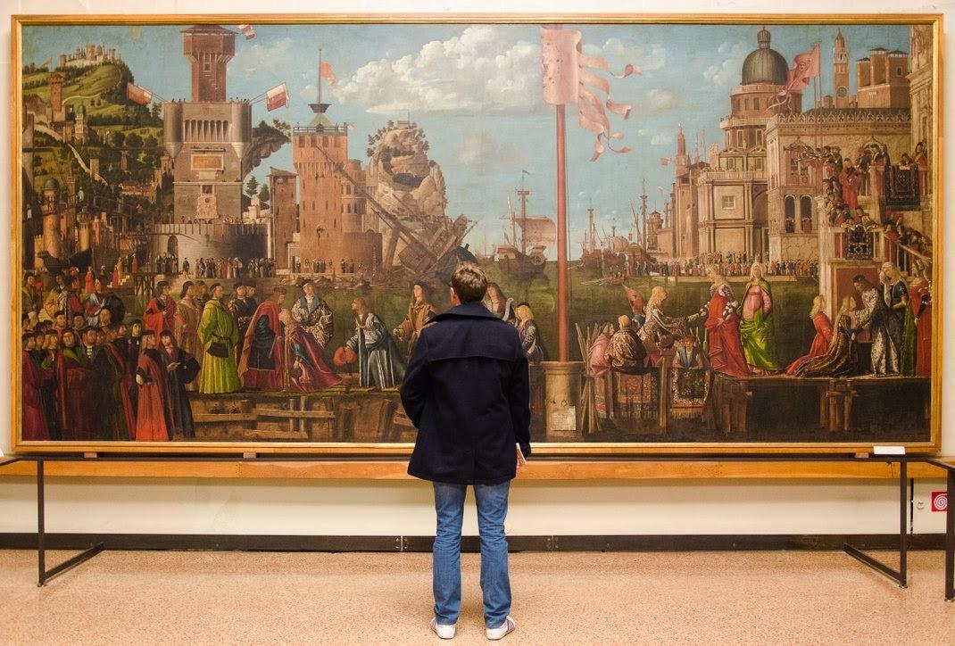 Venise - Galleria dell' Academia