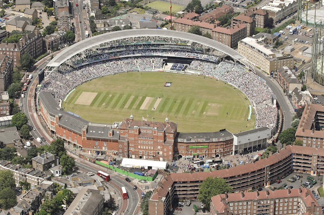 Oval, London (England)