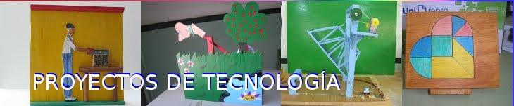 PROYECTOS DE TECNOLOGÍA