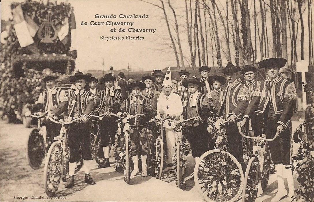 Grande Cavalcade de Cour-Cheverny et de Cheverny