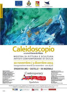 CALEIDOSCOPIO. ARTISTI CONTEMPORANEI IN SICILIA