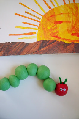 The Very Hungry Caterpillar Preschool Activities