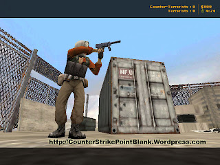 Point Blank Dm_Crackdown_TMP Map - Optimized for Higher FPS