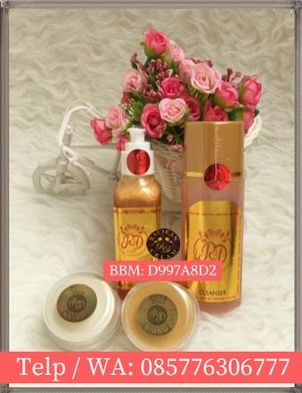 Cream RD Original 30 Gram Paket Toner Kemasan Gold Baru