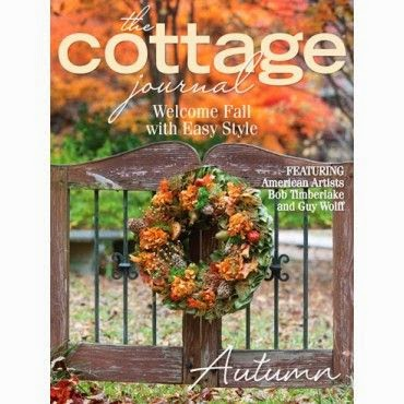Featured In The Cottage Journal