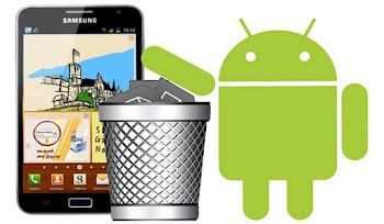 Android Telefonlarda Silinmeyen Uygulamaları Kaldırma
