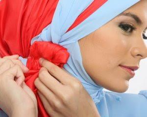 Trend Jilbab 2013 Terbaru