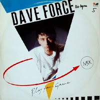 DAVE FORCE - Play Your Game (1985)