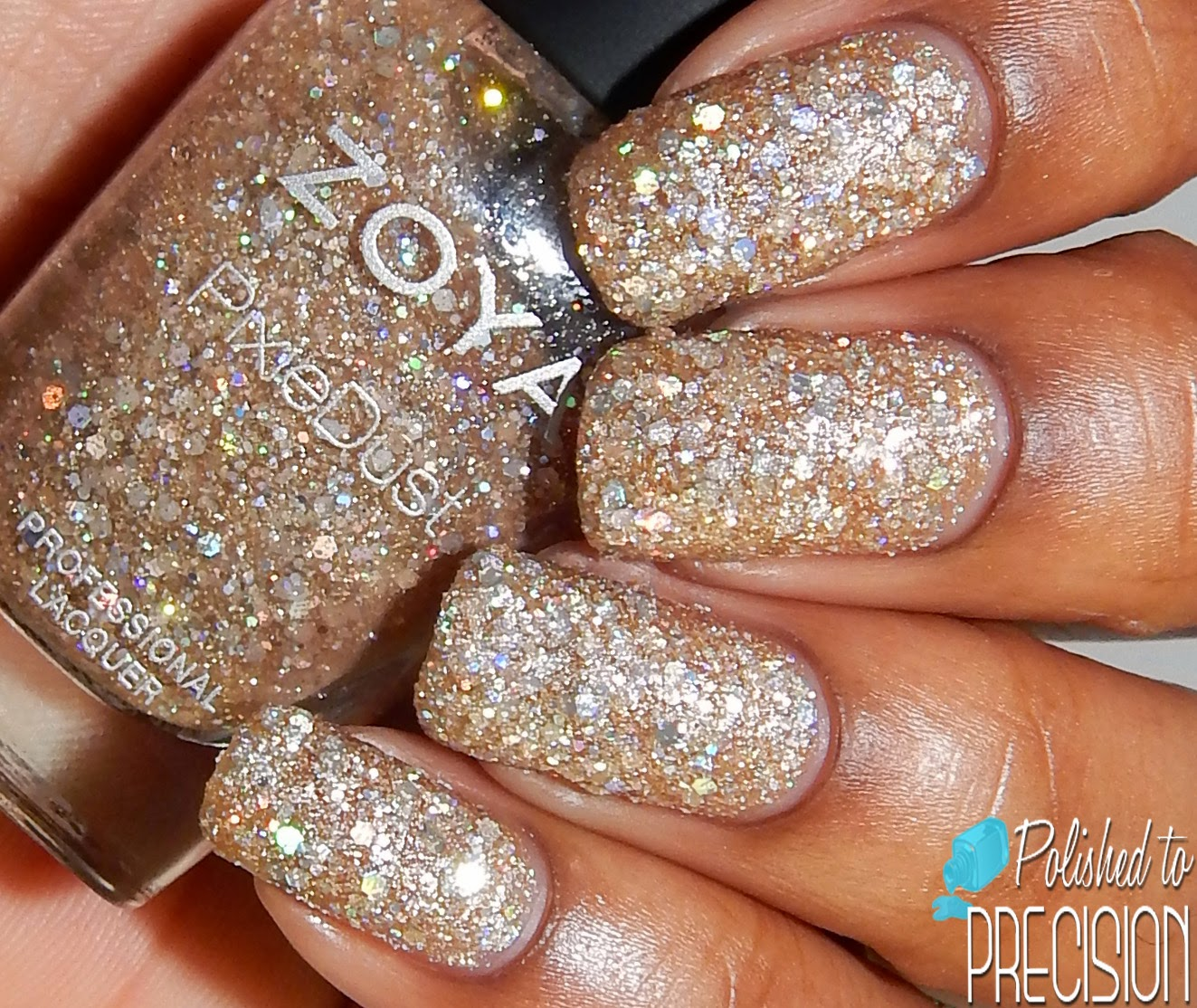 Zoya Bar Swatch