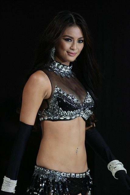 sam pinto at fhm 100 sexiest 2012 01