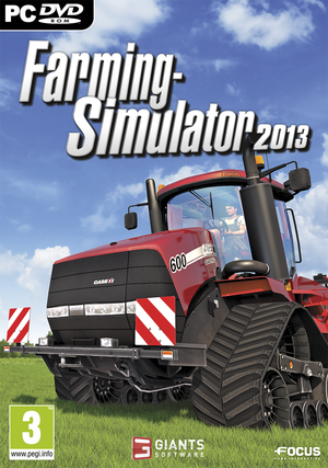Farming Simulator 2013 Full indir / Tek Link