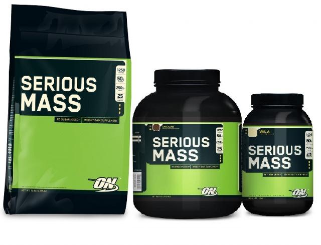 Serious masss