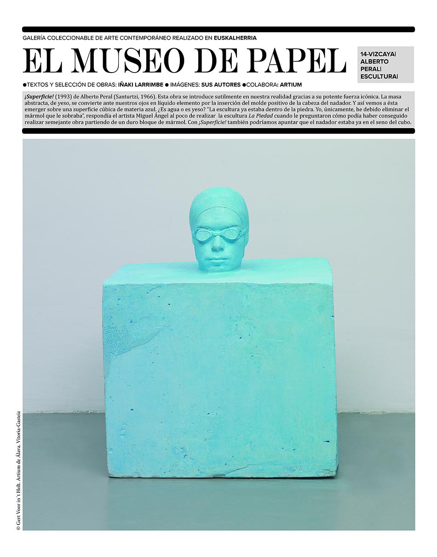 Decimocuarta entrega: Alberto Peral