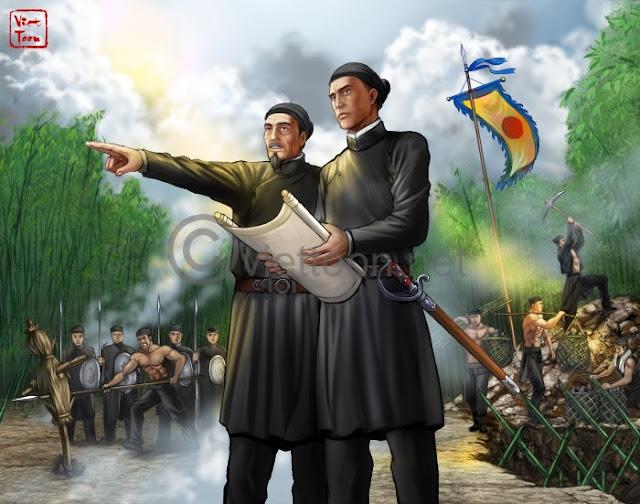 Dinh+Cong+Trang [Photo] Bộ ảnh lịch sử Việt Nam anh hùng