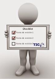 Checklist in SPC